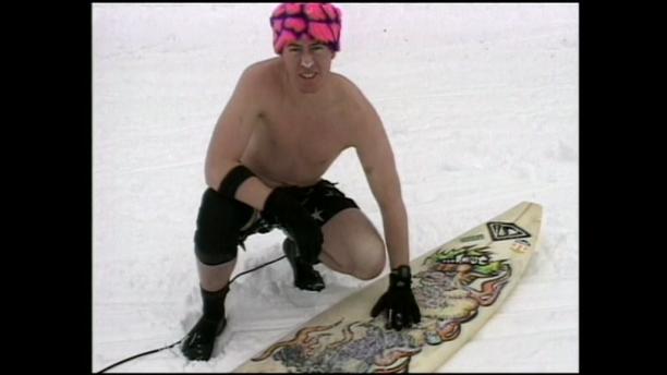 Snow Surfing - Jackass (Sea. 3)
